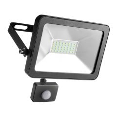 NEW Slimline LEDHive 30W Floodlight with PIR,85-265V AC 1800LM