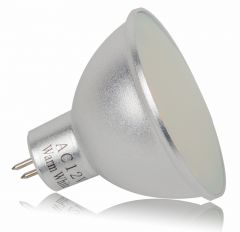 LEDHive MR16 27SMD 480LM 6W 12V Frosted Dimmable